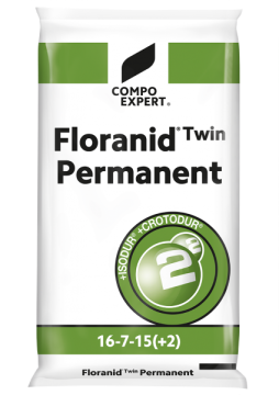 Compo Expert Floranid Twin Permanent 16-7-15(+2+8)